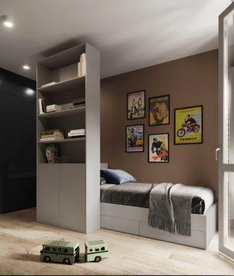 Дизайн на детска стая за дете в предюношеска възраст