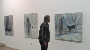 Стилиян Атанасов открива изложба в Арт центъра