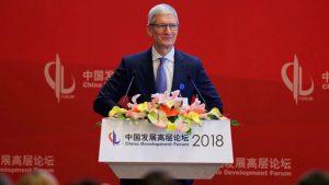"""В Китай бързо набира обороти движението """"Бойкот срещу Apple"""""""
