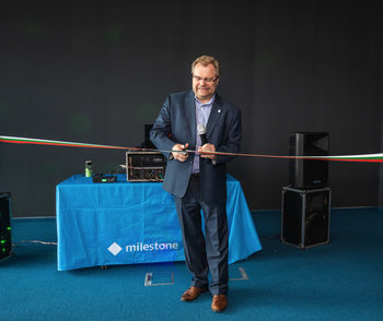 Софтуерната Milestone Systems откри нов офис в София