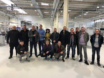 Заводът на VOSS Automotive край Ловеч започва производство