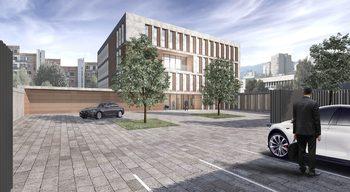 ГБС започна да строи новата сграда на посолството на Германия в София