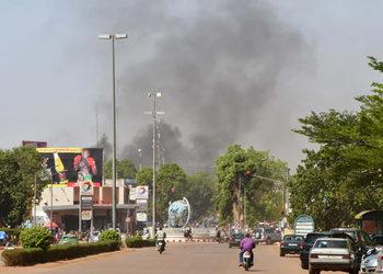 Шестима души загинаха при нападение на католическа църква в Буркина фасо