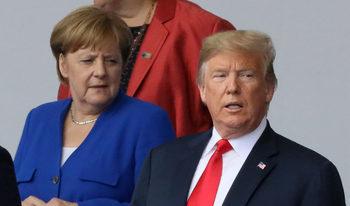 Меркел призова Европа да противодейства с един глас на САЩ, Русия и Китай