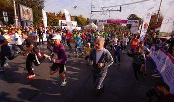 От центъра до летището, или какво е новото трасе на Софийския маратон (видео)