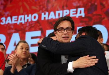 Стево Пендаровски спечели с 51.66% и е новият президент на Северна Македония