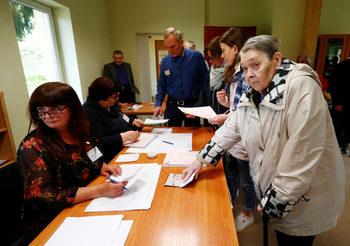 В Литва се проведоха изборите за нов президент