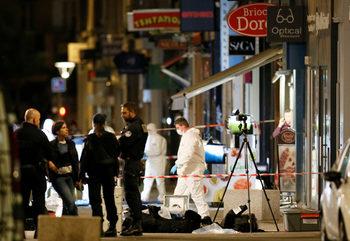 Френската полиция издирва мъжа, оставил бомбата в Лион