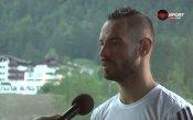 Симеон Славчев: Стана стойностен мач, не беше само джаскане