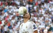 Азар: Волето на Зизу срещу Байер е първият ми спомен с Реал