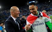 Навас с молба към Реал, свързана с напускането му