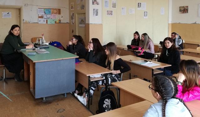 Габровски ученици повишиха правната си култура