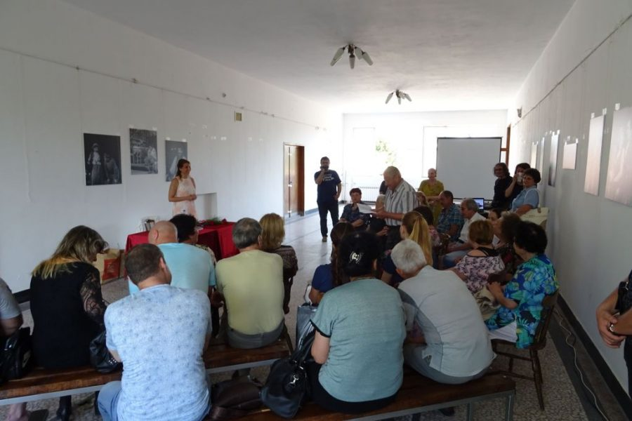 Елмира Василева представи първия си роман   в рамките на празниците в Левски