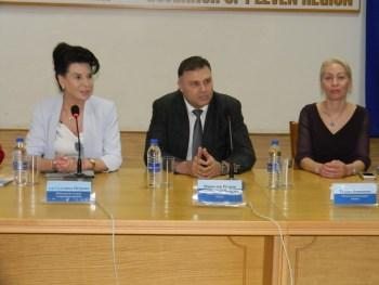 """Информационна среща """"Промяната е в нашите ръце"""" се проведе в Плевен"""
