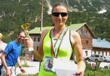 """Гергана Борисова с двоен успех на """"Пирин Рън"""""""