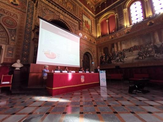 """На два европейски форума бяха представени резултатите на ХАЙФУ Център """"Света Марина"""" –Плевен"""