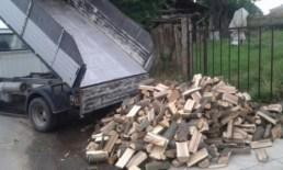 Хванаха двама дървени босове с 10 кубика незаконни дърва край Червен бряг
