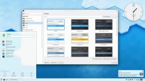 Какво ново предлага графичната десктоп среда KDE Plasma 5.16