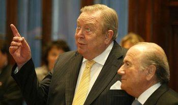 Почина президентът на УЕФА, който въведе Шампионската лига