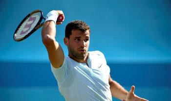 """Григор Димитров загуби две места в световната ранглиста преди """"Уимбълдън"""""""