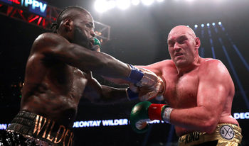 Антъни Джошуа е свършен за бокса, заяви Тайсън Фюри