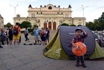 Започнаха нови протести срещу презастрояването и ограничаването на къмпингуването