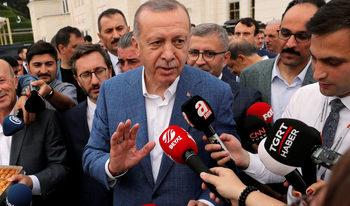 Ердоган: Ще търся сметка на всеки, който ни изключи от програмата за F-35