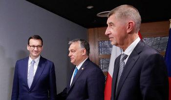 Вишеградската група ще е единна, но няма кандидат за председател на Еврокомисията