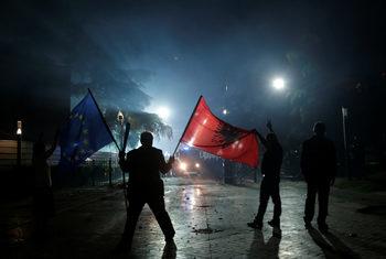 Северна Македония и Албания паднаха в центрофугата на европейските обещания