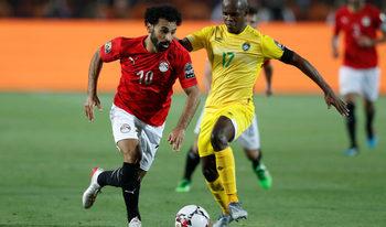 Салах и Египет започнаха с победа в Купата на Африка