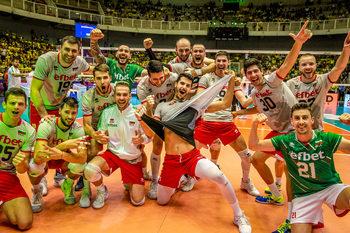 Волейболистите обърнаха Германия от 0:2 и прекъснаха серията от загуби