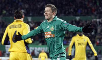 """""""Левски"""" се насочва към австрийски нападател"""
