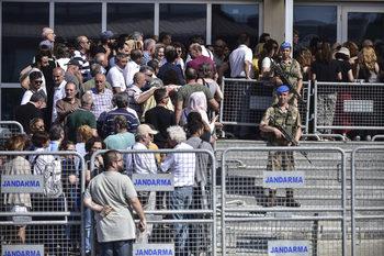 """В Турция започна процес с тежки обвинения заради протеста в парка """"Гези"""""""