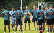 Доста доволен Де Лихт стартира тренировки с Аякс