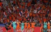 Холандките застават на пътя на САЩ на световното за нов трофей