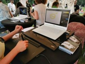 Първите Acer ConceptD лаптопи се появиха в България на A to Jazz Festival