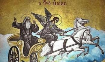 Свети Илия – повелителят на стихиите