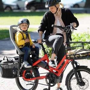 Електрическият товарен велосипед HSD може да замени автомобила