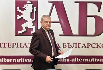 АБВ ще се регистрира самостоятелно за местните изборите