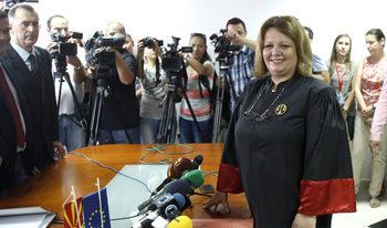 Специалният прокурор на Северна Македония подаде оставка, телефонът ѝ е конфискуван