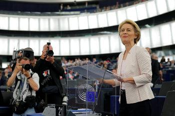 Урсула фон дер Лайен ще бъде първата жена, оглавила Еврокомисията