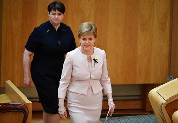 Лидерът на Шотландия към Борис Джонсън: Искаме референдум за независимост