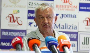 Крушарски: БФС трябва да се ръководи от мениджър, а не от футболен човек