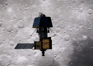 Чандраян-2 влезе в орбита около Луната