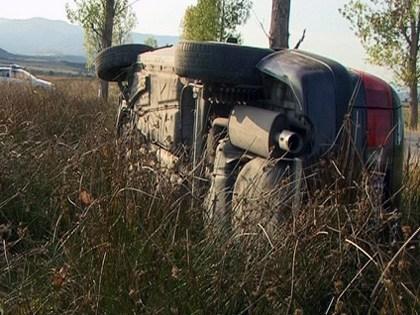 77-годишна жена загина на място в катастрофа на пътя за село Търнак