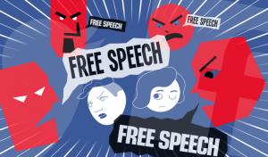 Изследване на онлайн групи на омразата показва защо те са устойчиви на забрани