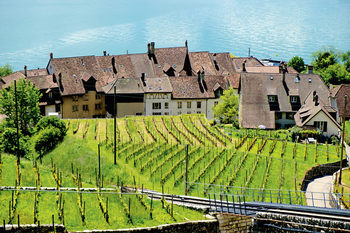 Швейцария, чиста приказка