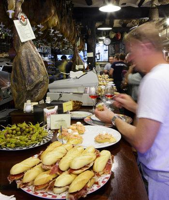 Баската кухня влезе в менюто на лидерите от Г-7