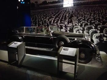Един от автомобилите на Адолф Хитлер