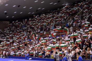 Monster block, super spike: как звучи гледането на волейбол в България